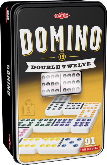 Tactic Tactic lauamäng Doomino duubel 12