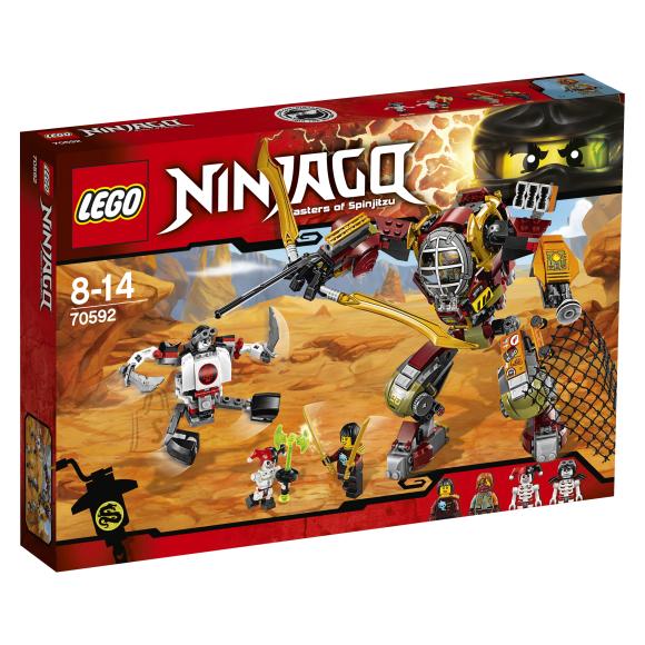 LEGO Ninjago Päästev M.E.C.