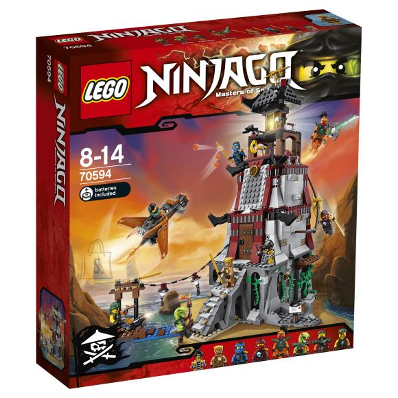 LEGO Ninjago Tuletorni piiramine 70594