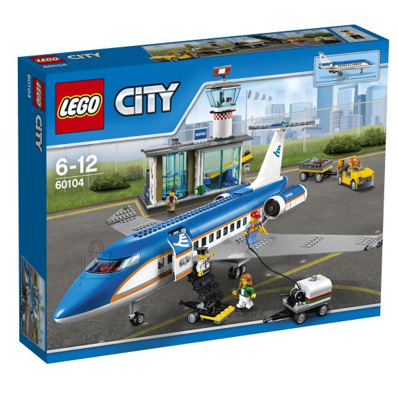 LEGO City Lennujaama reisiterminal