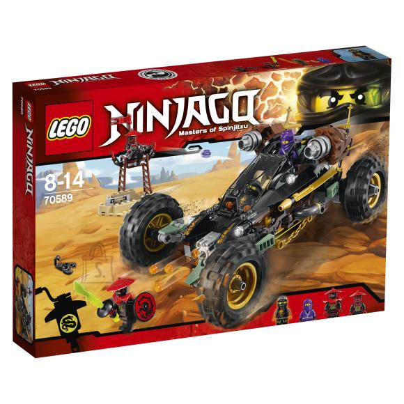 LEGO Ninjago maastikusõiduk