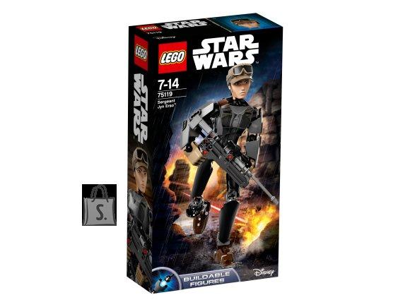 LEGO Star Wars Seersant Jyn Erso