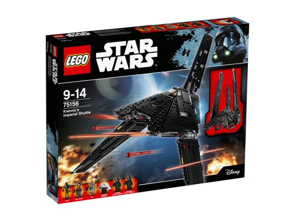 LEGO Star Wars Krennici Imperial Shuttle