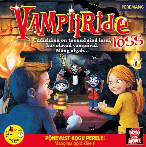 Plasto lauamäng Vampiiride loss