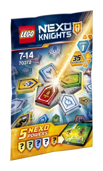 LEGO Nexo Knights NEXO jõudude kombo – laine 1
