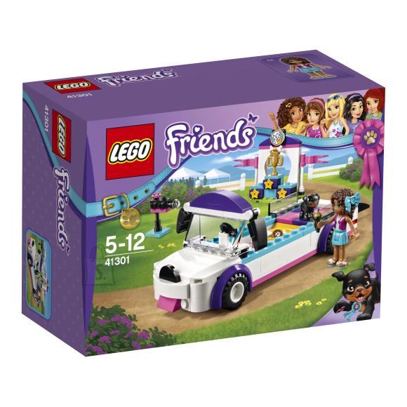 LEGO Friends kutsikate paraad