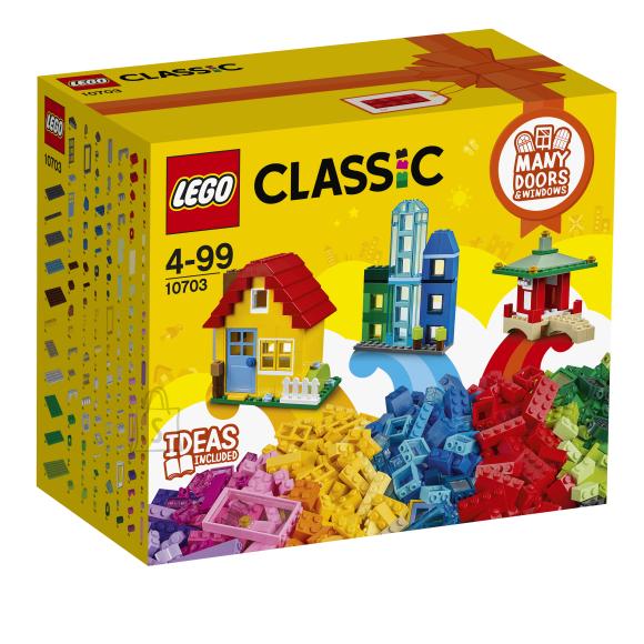 LEGO Classic loomingulise ehitamise kast