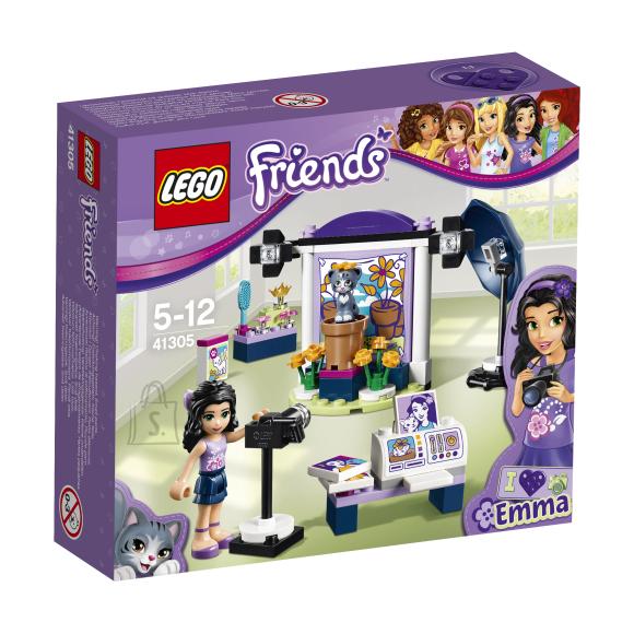LEGO Friends Emma fotostuudio