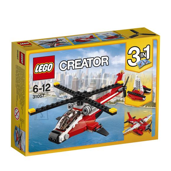 LEGO Creator Erksavärviline kopter