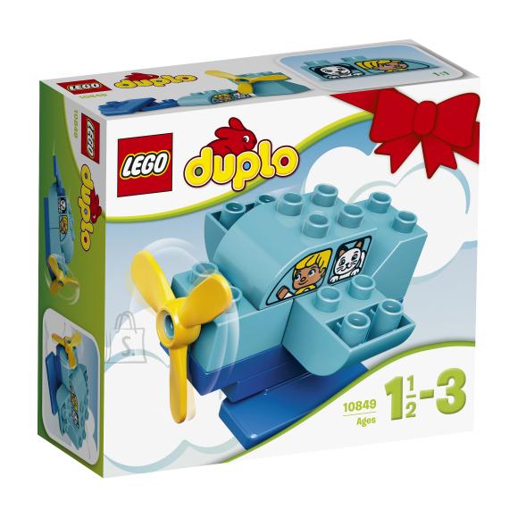 LEGO Duplo Minu esimene lennuk 10849