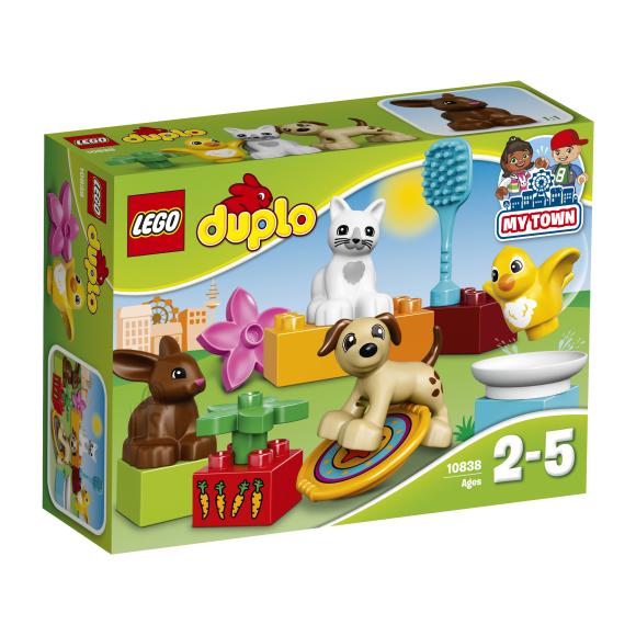 LEGO Duplo Koduloomad 10838