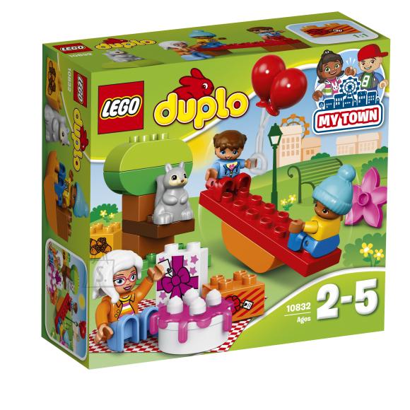 LEGO Duplo Sünnipäevapidu 10832