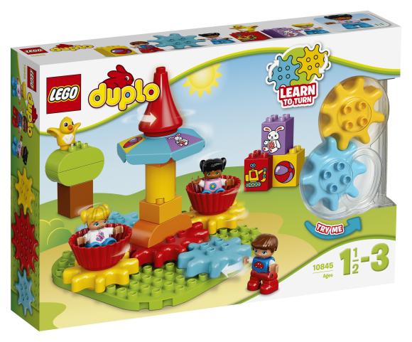 LEGO Duplo Minu esimene karussell
