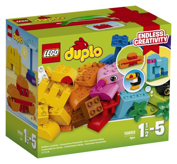 LEGO Duplo Loovehituskast 10853
