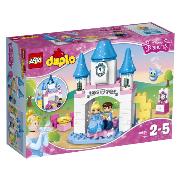 LEGO Duplo Tuhkatriinu võluloss