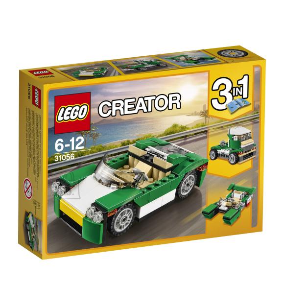 LEGO Creator Roheline patrullauto