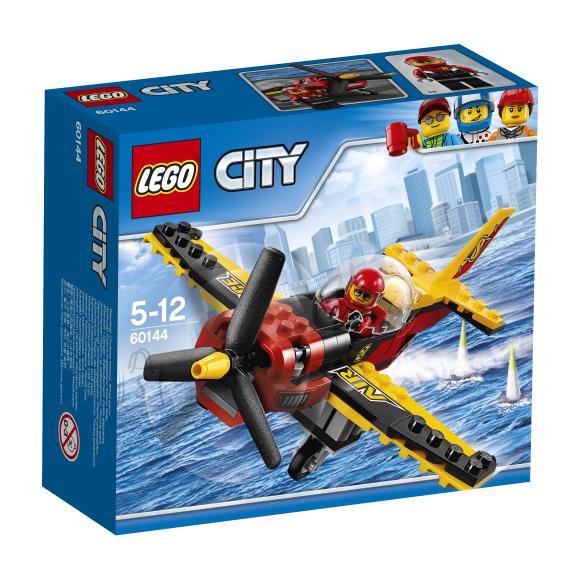 LEGO City Võidusõidulennuk