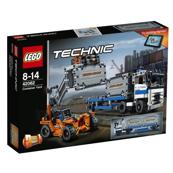 LEGO Technic Kaubasadam 42062