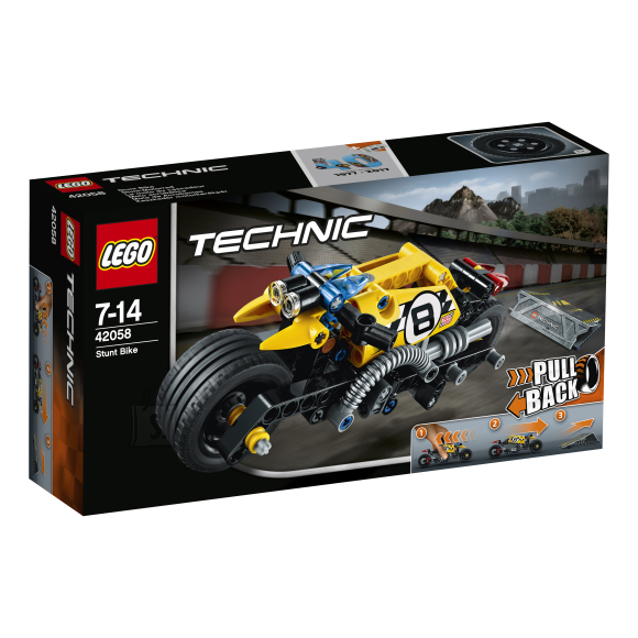 LEGO Technic Trikimootorratas 42058