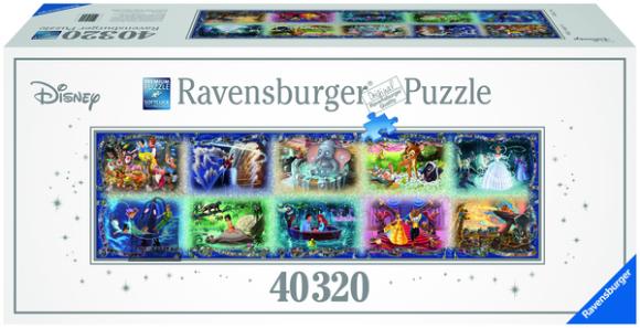 Ravensburger pusle Disney mälestused 40320 tk