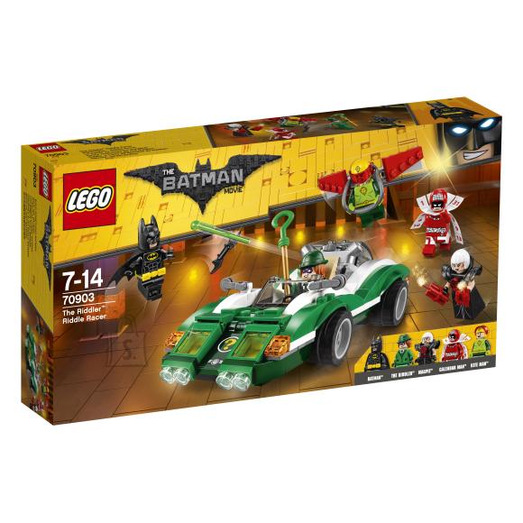 LEGO Batman Movie Mõistataja mõistatusauto