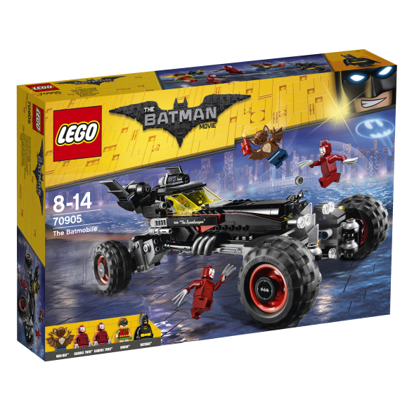 LEGO Batman Movie Batmobiil 70905