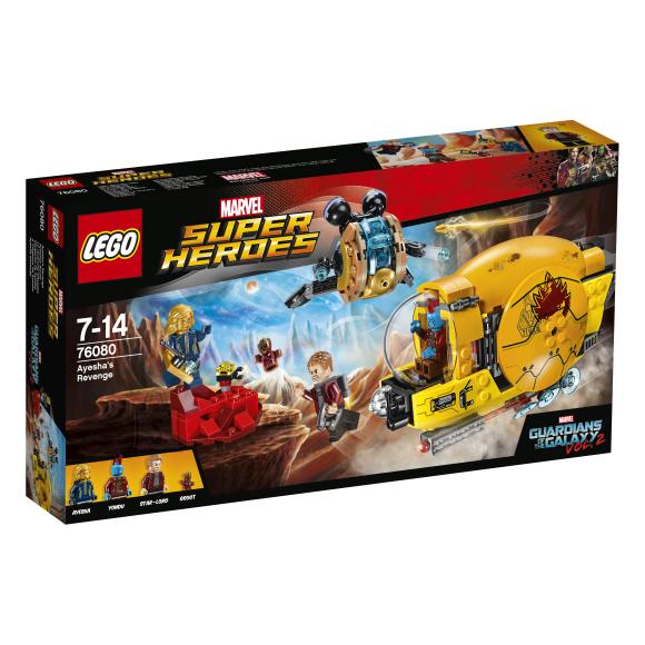 LEGO Super Heroes Ayesha kättemaks