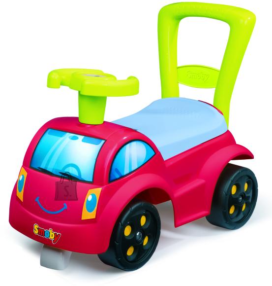 Smoby väikelaste pealeistutav auto