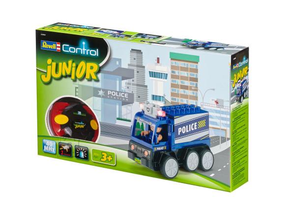 2480d90fbd0 Revell Control Control Junior politseiauto