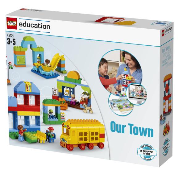 LEGO Education Meie linna komplekt