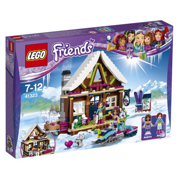 LEGO Friends Talvekeskuse puhkemaja