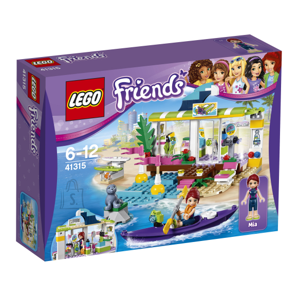 LEGO Friends Heartlake´i surfipood