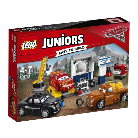 LEGO Juniors Smokey garaaž