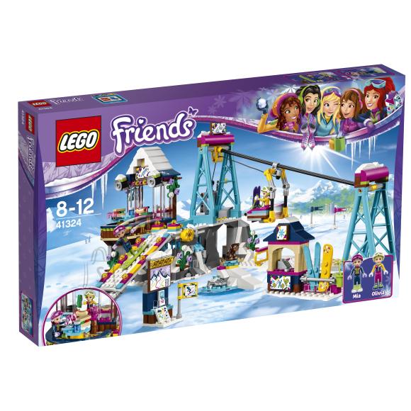 LEGO Friends Talvekeskuse mäkketõusulift