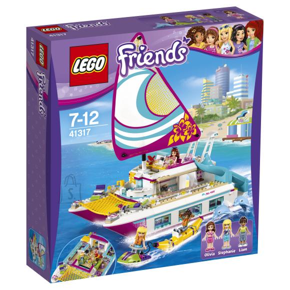 LEGO Friends Päikesepaistekatamaraan