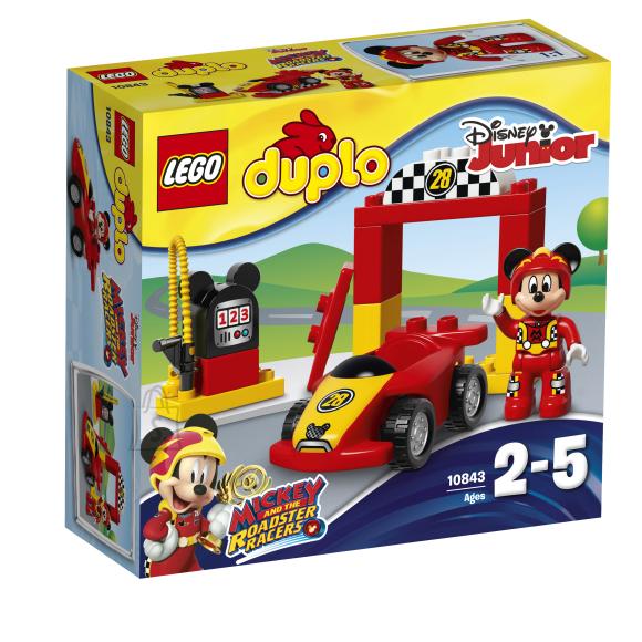 LEGO DUPLO Miki ralliauto