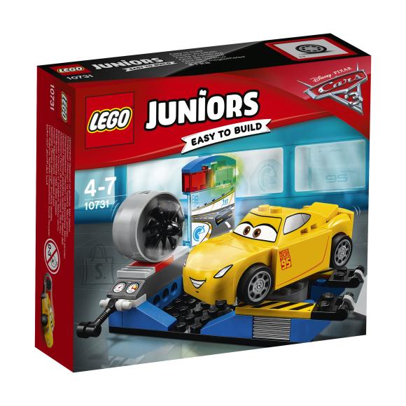 LEGO Juniors Cruz Ramireze rallisimulaator