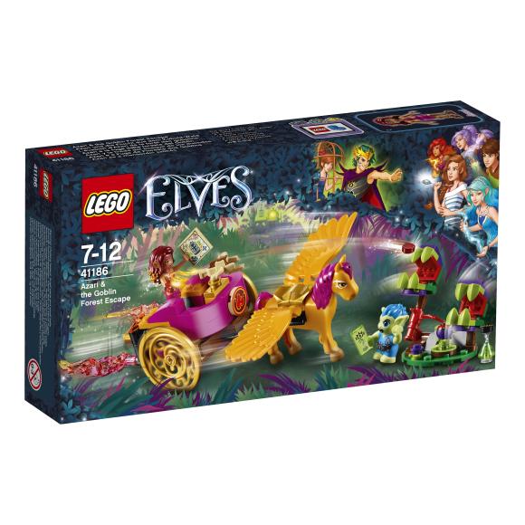 LEGO Elves Azari põgenemine goblinite metsast