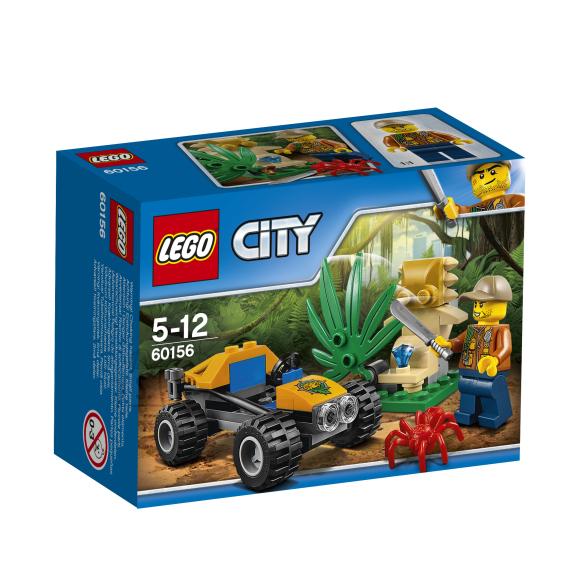 LEGO City Džunglibagi