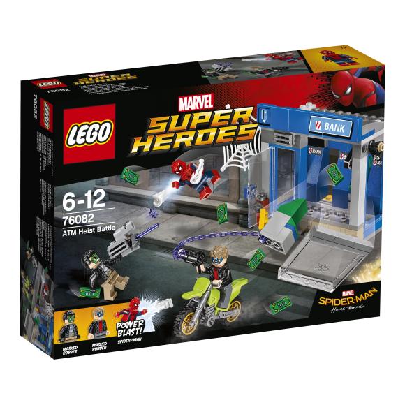 LEGO Marvel Super Heroes Pangaautomaadi rööv
