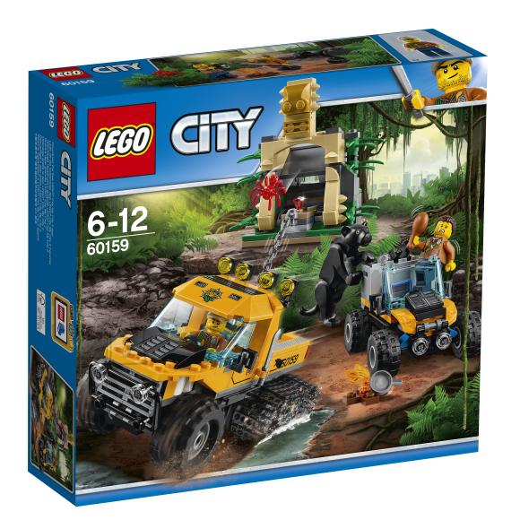 LEGO City Džunglisoomuki missioon