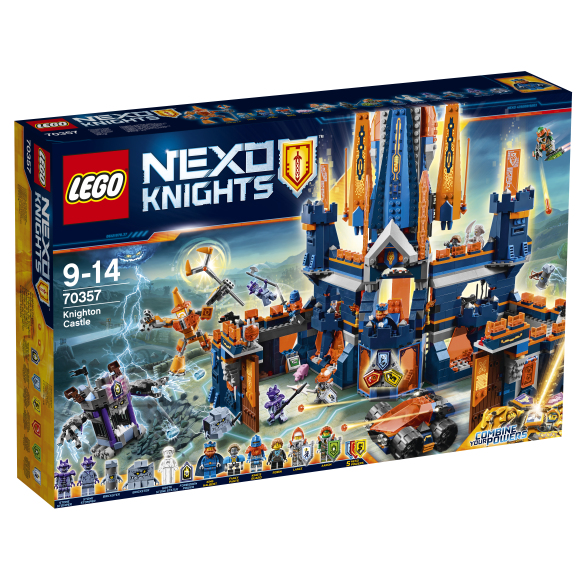 LEGO Nexo Knights Knightoni loss