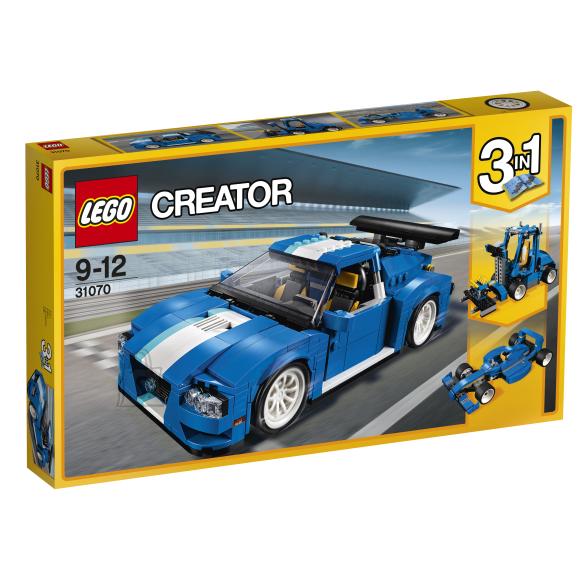 LEGO Creator Turbo-võidusõiduauto
