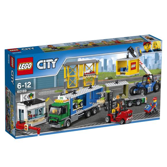LEGO City Kaubaterminal