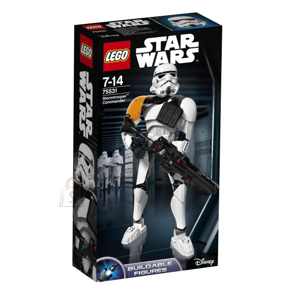 LEGO Star Wars Stormtrooperite komandör