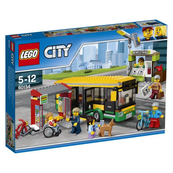 LEGO City Bussipeatus