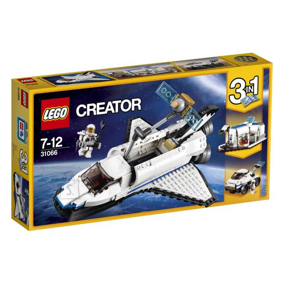LEGO Creator Kosmosesüstik Explorer
