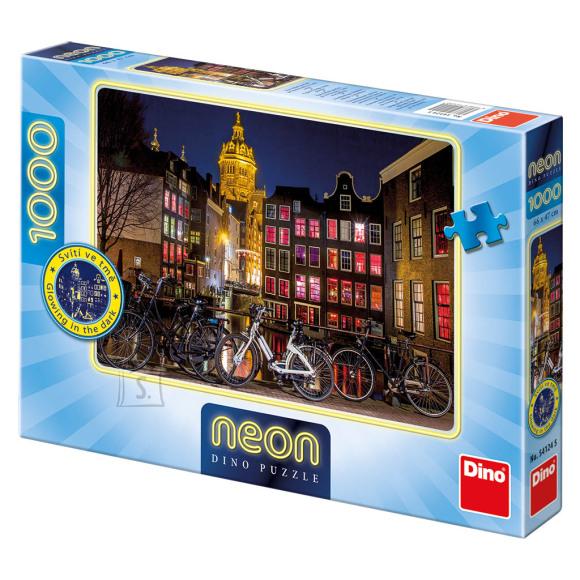 Dino pusle Amsterdami öö 1000 tk
