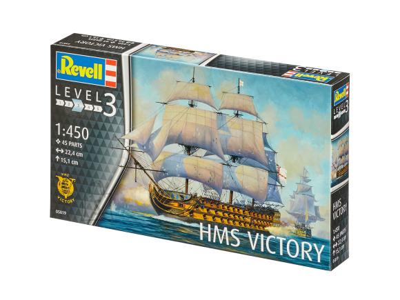 Revell laevamudel HMS Victory 1:450
