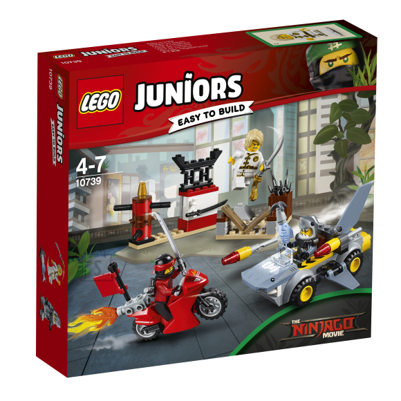 LEGO Juniors Hairünnak 10739